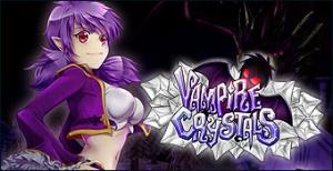 Jaquette de Vampire Crystals sur Wii