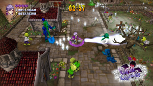 Vampire Crystals sur WiiWare cette semaine