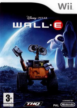 WALL-E sur Wii