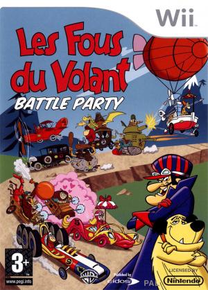 Les Fous du Volant : Battle Party sur Wii