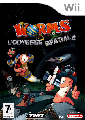 space worms game
