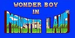 Wonder Boy in Monster Land sur Wii