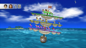 Nintendo annonce Wii Party