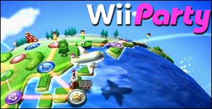 Jaquette de Wii Party sur Wii