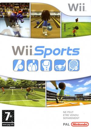 Wii Sports sur Wii