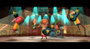 Wii Music - les premières notes