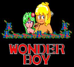 Wonder Boy sur Wii
