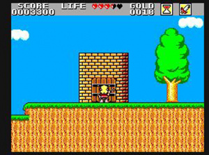Wonder Boy in Monster Land