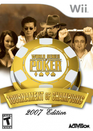World Series of Poker : Tournament of Champions 2007 Edition sur Wii