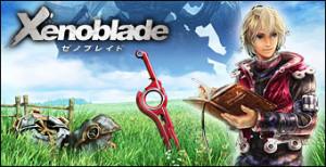 Jaquette de Xenoblade sur Wii