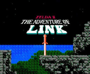 Zelda II : The Adventure of Link sur Wii