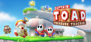 Jaquette de Captain Toad Treasure Tracker sur WiiU
