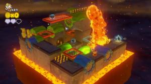 Captain Toad Treasure Tracker se met aussi à la VR