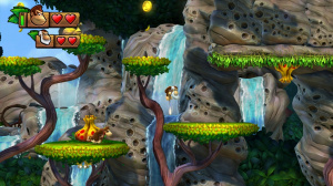 Funky Kong dans Donkey Kong : Tropical Freeze