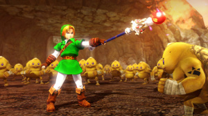 Hyrule Warriors : Des DLC déjà prévus