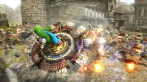 Hyrule Warriors : Link retrouve l'aérouage