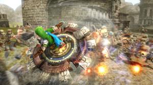 Hyrule Warriors: Link retrouve l'aérouage