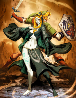 Hyrule Warriors: Le personnage du DLC Twilight Princess dévoilé