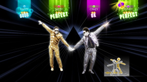 Daft Punk dans Just Dance 2014