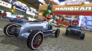 Des Mercedes dans votre Mario Kart ?