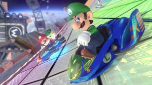 Mario Kart 8 accueille Link, F-Zero et d'autres en DLC