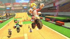 Mario Kart 8: L'arène Excitebike en DLC