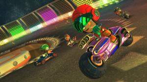 Les amiibo transforment les Mii dans Mario Kart 8