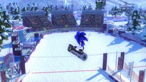 E3 2013 : Images de Mario & Sonic aux Jeux Olympiques de Sotchi