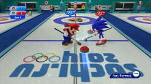 Images de Mario & Sonic aux Jeux Olympiques de Sotchi