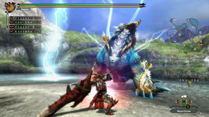 Images de Monster Hunter 3 Ultimate