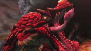 Images de Monster Hunter 3 Ultimate : Le Volvidon
