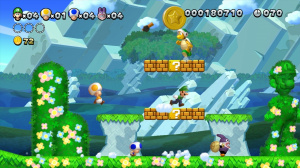 E3 2013 : Images de New Super Luigi U