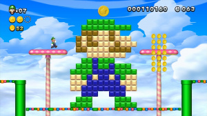 E3 2013 : Images de New Super Luigi U