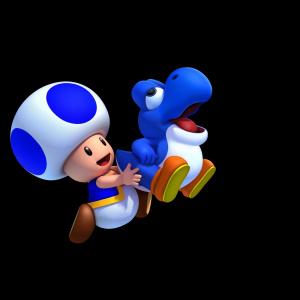 E3 2012: Images de New Super Mario Bros. U