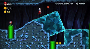 Un Mario en 3D annoncé sur Wii U