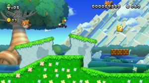 Images de New Super Luigi U