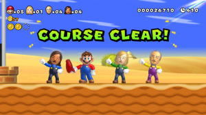 E3 2012 : New Super Mario Wii U proche de la démo 2011