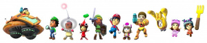 Images de Nintendo Land
