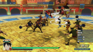 E3 2014 : Images de One Piece Unlimited World Red