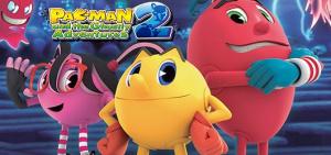 Jaquette de Pac-Man et les Aventures de Fantômes 2 - TGS 2014 sur WiiU