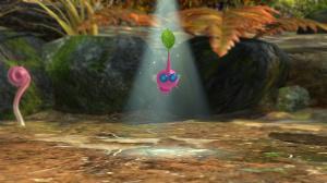 Un nouveau Pikmin volant dans Pikmin 3