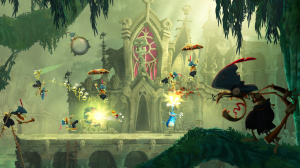 Rayman Legends - E3 2012