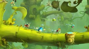 Rayman Legends : La démo Wii U fin avril, 30 niveaux en plus