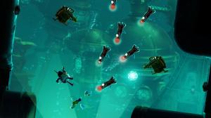 Images aquatiques de Rayman Legends