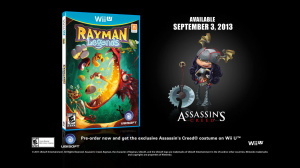 Rayman Legends : Des costumes Assassin's Creed en précommande