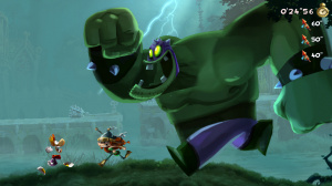 En direct vendredi à 17h : Rayman Legends