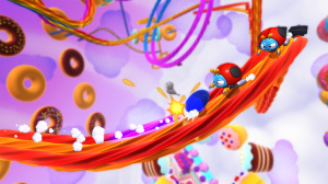 E3 2013 : Images de Sonic Lost World