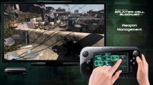 Splinter Cell Blacklist : Les fonctionnalités du GamePad Wii U