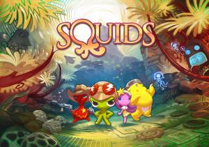 Squids Odyssey en exclusivité Nintendo