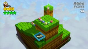 Résultats du concours Super Mario 3D World
